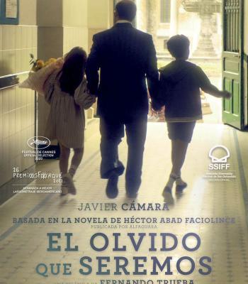 El olvido que seremos (Goya Mejor película iberoamericana).