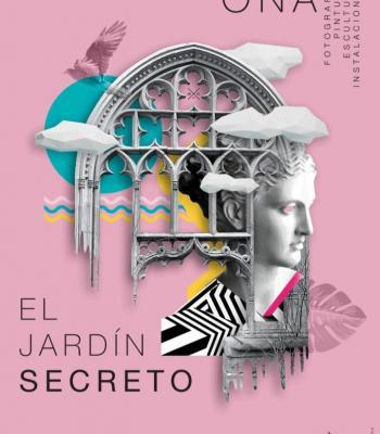 Exposición El Jardín Secreto.