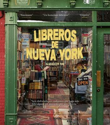 Libreros de Nueva York.