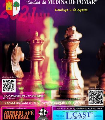 Mayor XII Open Internacional de Ajedrez