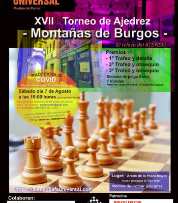XVIII Torneo de Ajedrez