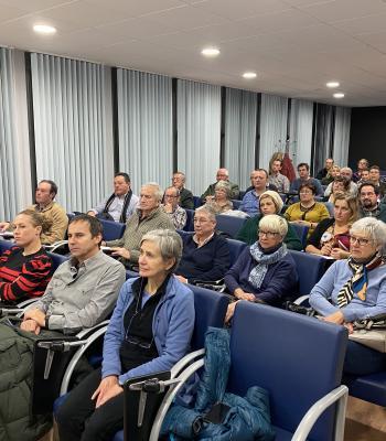 La asamblea general del CEDER elige la Junta Directiva para....