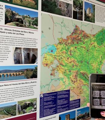 El CEDER Merindades digitaliza las publicaciones turísticas....