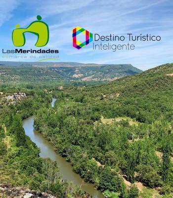 La comarca de las Merindades entra a formar parte de la mano....