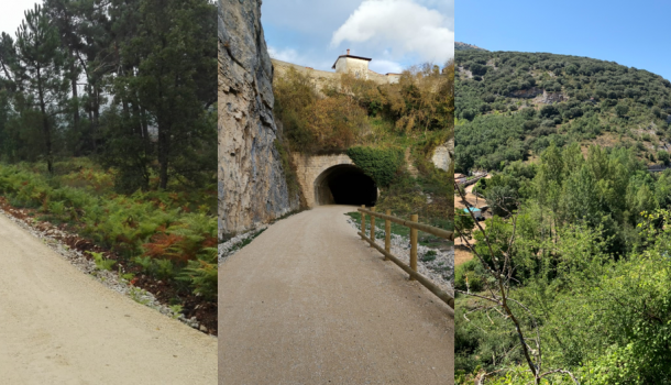 El Camino Natural Santander-Mediterráneo por las Merindades....